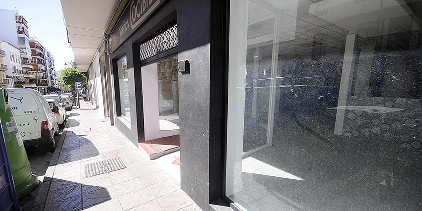 Local comercial en venta en Calle Jerez