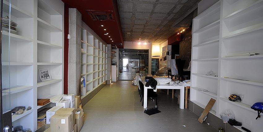 Local para vinoteca o tienda en el Centro de Ronda