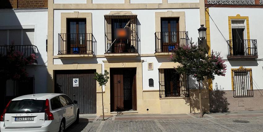 Casa señorial en Alcalá del Valle